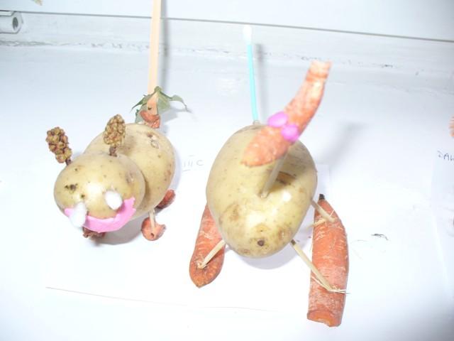 Tydzień Ziemniaka W Naszej świetlicy